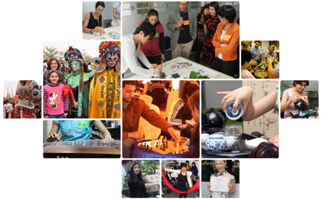 Chinese culture and language