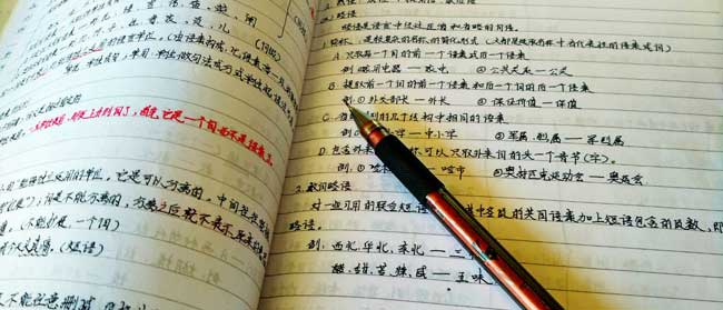 learn Chinese mistakes