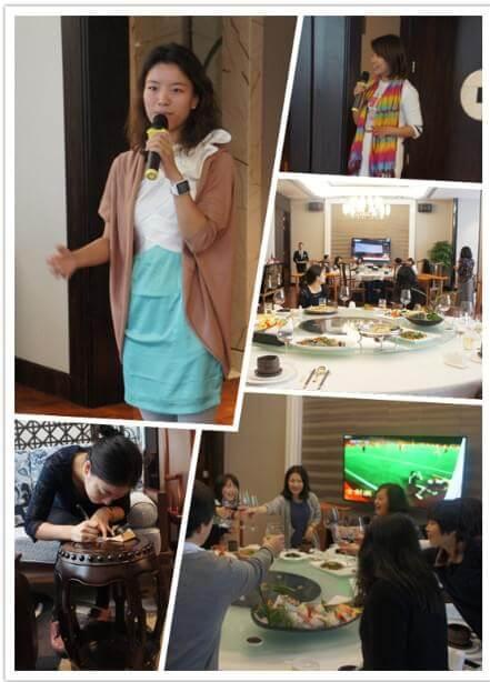 Hanbridge Mandarin Annual Meeting