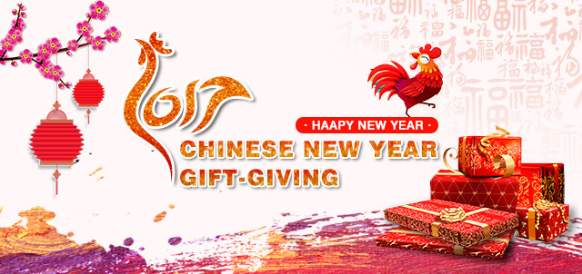 Chinese new year gift giving