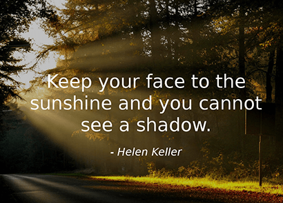 keep-your-face-to-the-sunshine-in-Chinese
