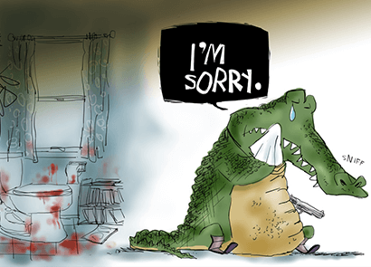 to-shed-crocodile-tears